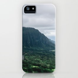 Kaneohe Bay iPhone Case