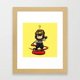 Talegas Framed Art Print
