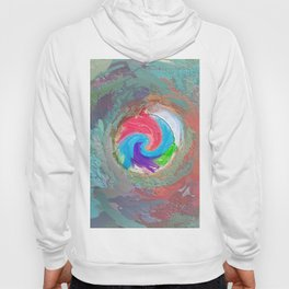 Abstract Mandala 302 Hoody