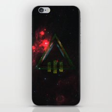Dead Throne iPhone & iPod Skin