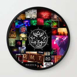 DMT TIME 2.0 Wall Clock