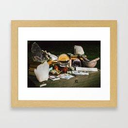 The Altar - 5 Framed Art Print