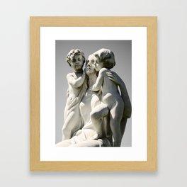Motherhood Framed Art Print