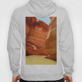 Antelope Canyon On Lake Powell Hoody