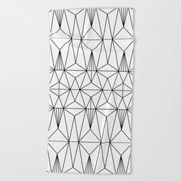 My Favorite Pattern 1 Beach Towel