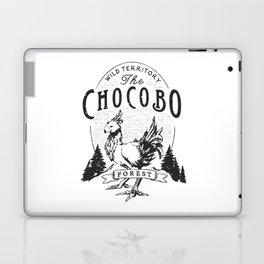 Chocobo Forest - Vintage Laptop & iPad Skin