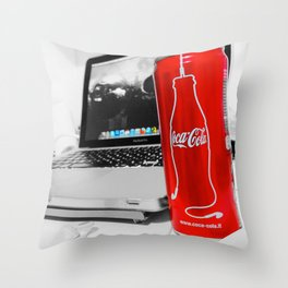 This is my Life Throw Pillow