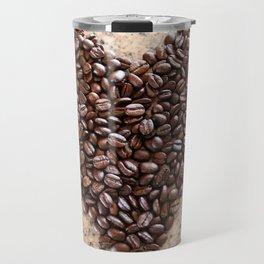 Coffee Heart Travel Mug