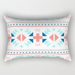 geometry navajo pattern Rectangular Pillow