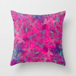magic mandala 52 #mandala #magic #decor Throw Pillow