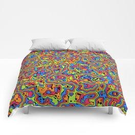 Liquid Summer Comforters