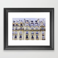 Paris Nº 12 Framed Art Print