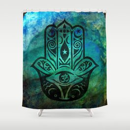 Ancient Guardian Shower Curtain
