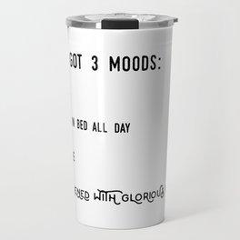 Burdened With Glorious Purpose Travel Mug