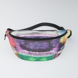 2018 DOG AND CAT PAWS Fanny Pack