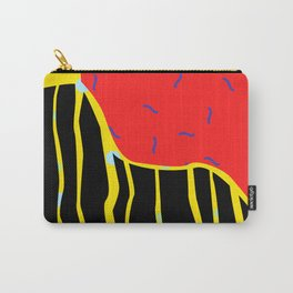 Print Mashup Carry-All Pouch