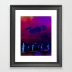 Vision of Life Framed Art Print
