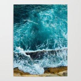 Amalfi coast, Italy 6 Poster