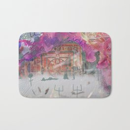 Heaven's Intersection Bath Mat