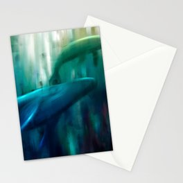 Megaptera Novaeangliae Stationery Cards