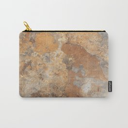 Granite and Quartz texture Carry-All Pouch