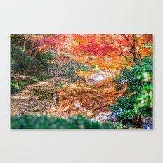 Fall Dreamland Canvas Print