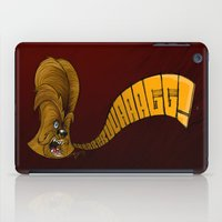 chewbacca iPad Cases featuring Chewbacca by alexviveros.net