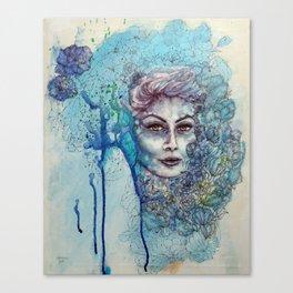 Anita Canvas Print