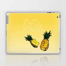 that pineapple crime show with shawn and gus Laptop & iPad Skin
