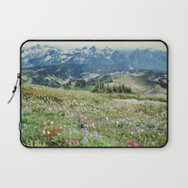Wildflower Meadow Laptop Sleeve