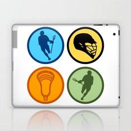 Lacrosse 4Corners Laptop & iPad Skin