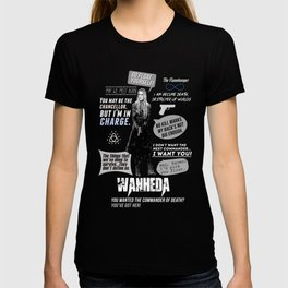 Clarke Griffin - Quotes The 100 T-shirt