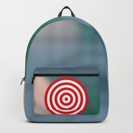 Shooting gallery with targets Backpack