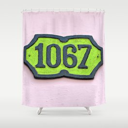 You Can't Miss It Shower Curtain