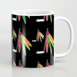 Hockey Colors Coffee Mug