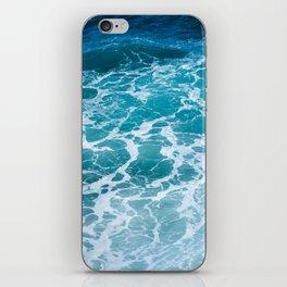 Ocean Waves in Hawaii iPhone Skin