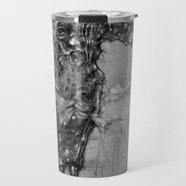 figure sketch Travel Mug