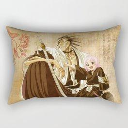 Bleach Rectangular Pillow