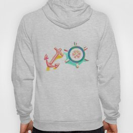 For the Love Of Sailing Hoody