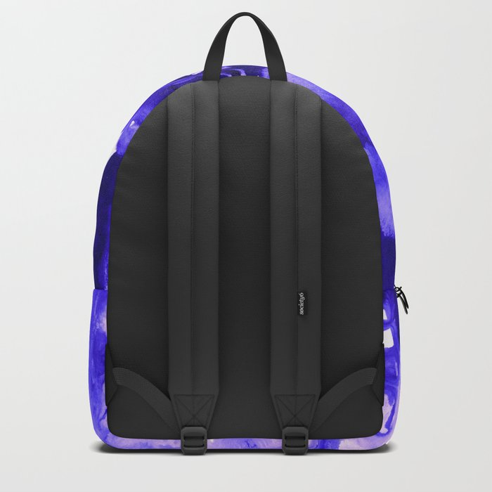 inkblot marble 7 Backpack