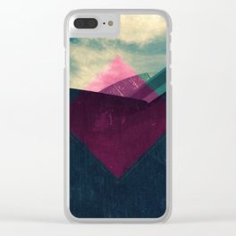 VISA 77 Clear iPhone Case