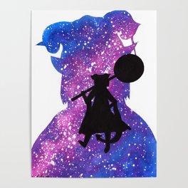 Cosmic Jester Poster