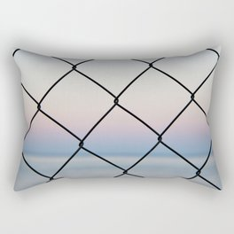 Net Rectangular Pillow