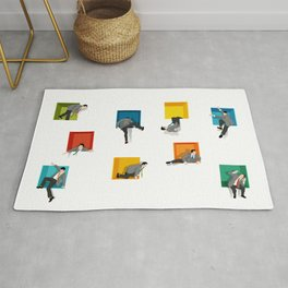 Out Of The Box Rug