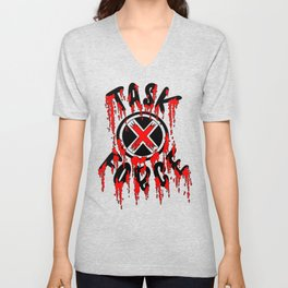 Task Force X Unisex V-Neck