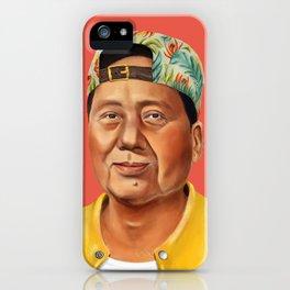 Hipstory -  Mao Zedong iPhone Case