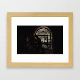 Regina: Young Hope Gone Framed Art Print