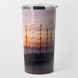 Clipper Sunset  Travel Mug
