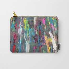 Light abstract Carry-All Pouch