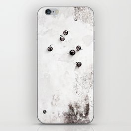 Prometheus alternative movie poster iPhone Skin